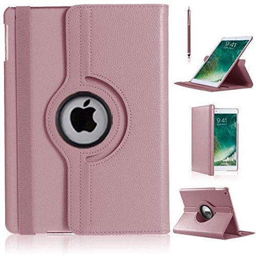 4 opinioni per Nuova custodia iPad 9,72017, Custodia in pelle N-TECHNOLOGY® girevole con nuovo