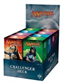 Display Box of (8) MTG Magic Challenger Decks: (2 each) Hazoret Counter Vehicle Second