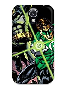 New Green Lantern Tpu Skin Case Compatible With Galaxy S4