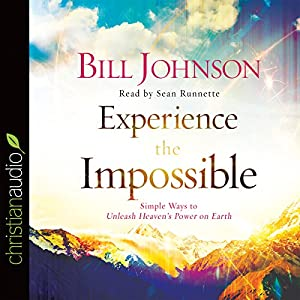 Experience the Impossible Audiobook