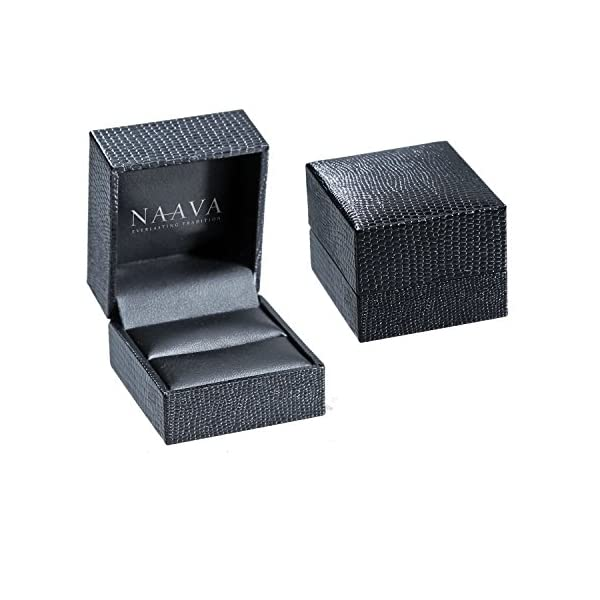 Naava Anillo para Mujer de Oro con Diamante Naava Anillo para Mujer de Oro con Diamante Naava Anillo para Mujer de Oro con Diamante