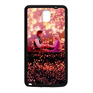 Tangled romantic lover Cell Phone Case for Samsung Galaxy Note3