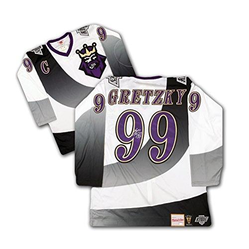 Wayne Gretzky LA Kings RARE Burger King Pro Jersey - WGA ...