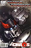 Transformers (IDW, 2nd Series), The #25A FN ; IDW comic book