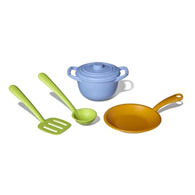 Green Toys Chef Set: Toys & Games