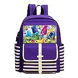 Trolls Mini Backpack Kids Bag Children Kindergarten School Small For Little Girl