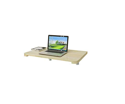 QQXX Escritorio para computadora Mesa para Colgar en la Pared Mesa ...