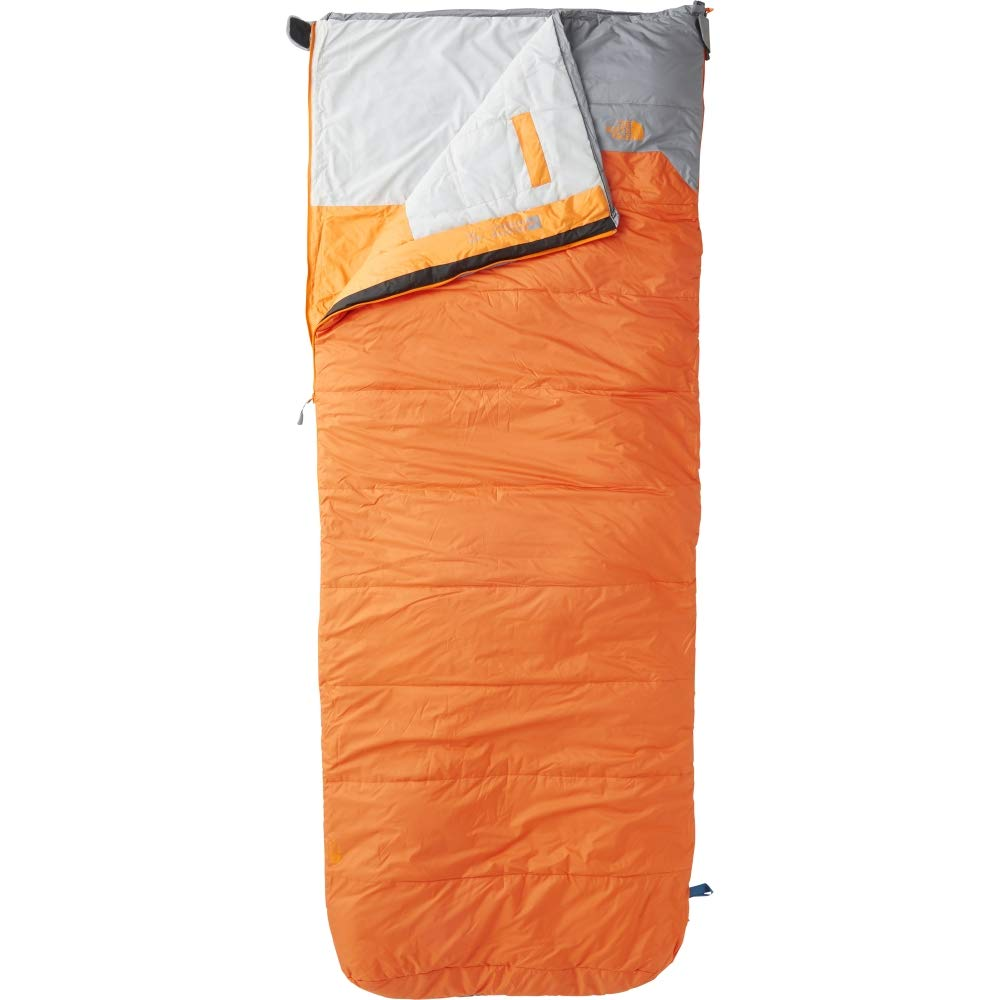 THE NORTH FACE(ザノースフェイス) 寝袋 ドロミテ4 NBR41808 モナークオレンジ RH-REG B07HRT9G39