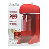 Big Boss 9402 Soda Boss Soda Making Machine, Red