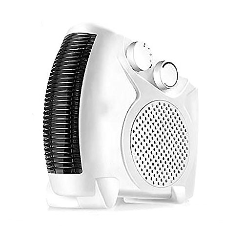 SANDM Miniature Portable Air conditioner fan, Dual-use Air cooler Mini air conditioner cooling fan With dehumidifier For office Bedroom-White by SANDM