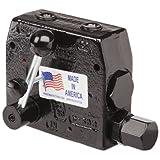 Prince RDRS-150-16 Flow Control Valve, Adjustable Pressure Relief, Cast Iron, 3000 psi, 0-16 gpm, 1/2