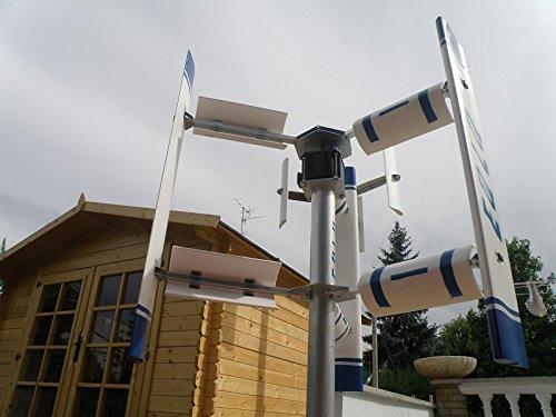 Vertical Wind Turbine - 1