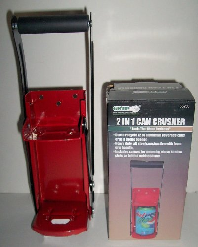 Compare Price To Can Crusher Trash Can