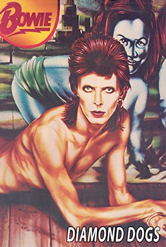 David Bowie - Diamond Dogs Poster 24 x 36