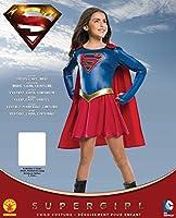 Rubies Official Disfraz Supergirl serie de televisión, disfraz ...