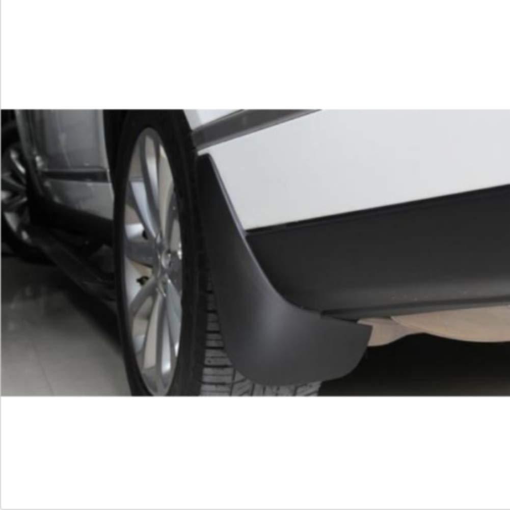 Balai 2019 neueste 4 st/ücke Auto Schmutzf/änger Spritzschutz Kotfl/ügel Schutzblech F/ür Tesla Modell 3 Befestigungsschrauben