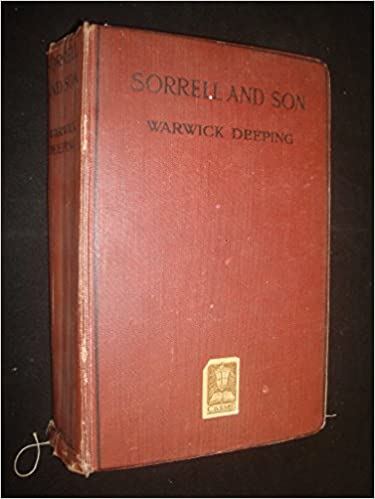 Book Sorrell and Son by Warwick Deeping