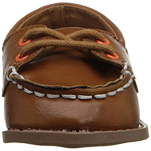 Rugged Bear Boys' RB24601 Oxford Brown 6 M US Toddler by Rugged Bear (Image #3)