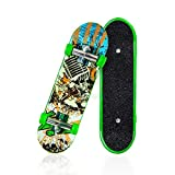 MAUBHYA 1pcs Pack Finger Board Deck Truck Hand Skateboard Boy Child Novelties Toys SINGLE ITEM