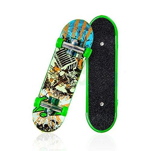 MAUBHYA 1pcs Pack Finger Board Deck Truck Hand Skateboard Boy Child Novelties Toys SINGLE ITEM by MAUBHYA