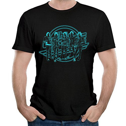 Boyfriend Rock Band The Strokes Rock And Roll Personalized - T-shirt Personalized Band Gift
