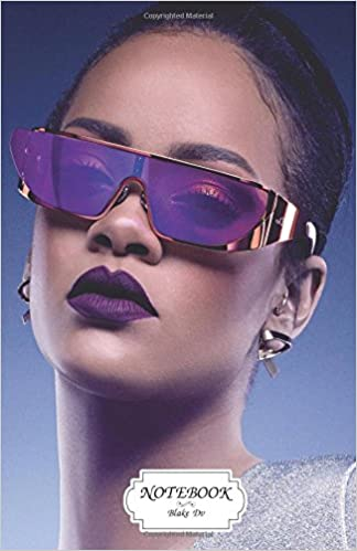 337e5f34ed3aa Notebook   Rihanna dior sun glasses  Journal Dot-Grid