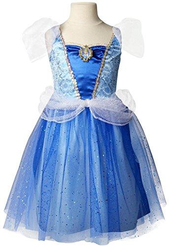 [Disney Princess Cinderella Dress] (Cinderella Dress Up)
