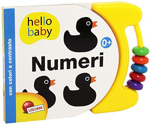 Numeri. Hello baby