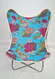 Mandala Replacement Cover & Stylish Comfortable Folding Butterfly Chair Frame