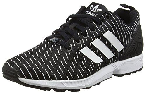 Adidas Originals Zx Flux Mænd Trænere Sort S75525 Sort YqN4MQN5