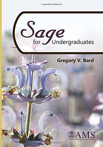 - Sage for Undergraduates