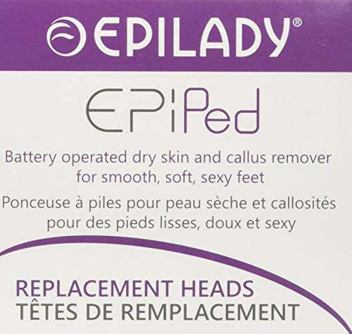 Epilady Callus Remover Replacement Heads
