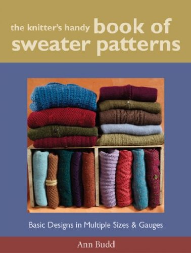 Knitters Handy Book Sweater Pattern product image
