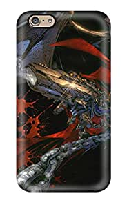 carlos d archuleta's Shop Best Tpu Case Cover For Iphone 6 Strong Protect Case - Spawn Design