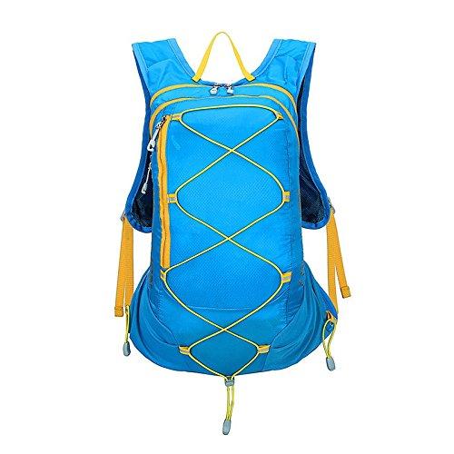 Hongrun Outdoor Reiten alpine Double Shoulder Bag fahrradtasche zwischen Männern und Frauen.