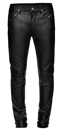 a2f1fb2c Leather Jeans, Biker Style, Skinny Pants, Men in Black, Basic 5 ...