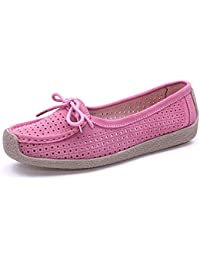 Dormery Women Flats Spring Autumn Brand Women Shoes Women Sneakers Cow Suede Female Basic Casual Shoes Round Toe Cross-Tied Hole