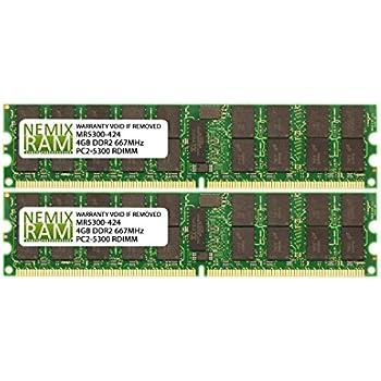 4GB 2X 2GB PC2-5300 For AMD 2Rx4 DDR2 667Mhz 240PIN CL5 1.8V Desktop Memory DIMM