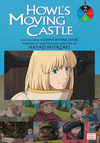 Howl's Moving Castle Film Comic, Vol. 2 (v. 2)