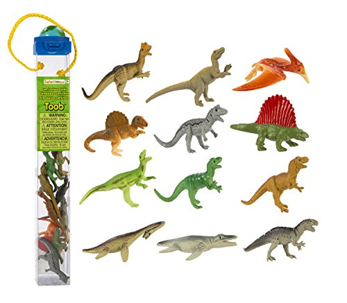 Safari Ltd Carnivorous Dinos TOOB