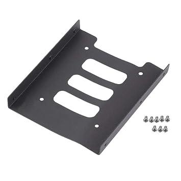 Zinniaya Profesional 2.5 a 3.5 SSD a HDD Adaptador de Metal ...