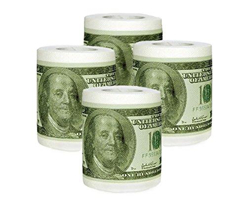 Toilet Bathroom Tissue Novelty Dollar product image