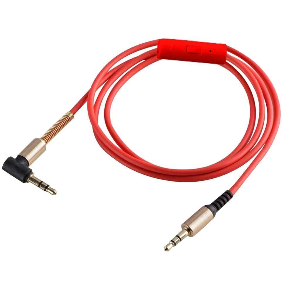 Skipo Cavo Audio da 3,5 mm Cavo Jack da 3,5 A Jack AUX Cavo Altoparlante Cavo prolunga AUX Cavi SYNC per PC
