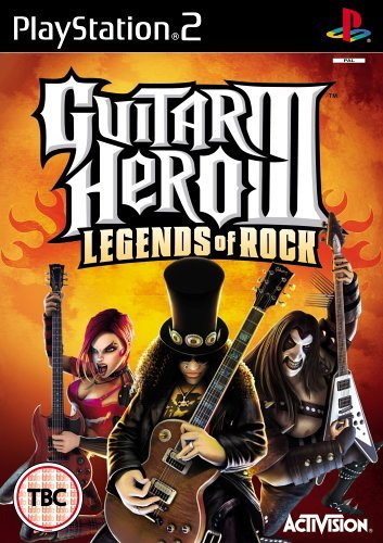 Price comparison product image Guitar Hero III - Game Only (PS2) by ACTIVISION
