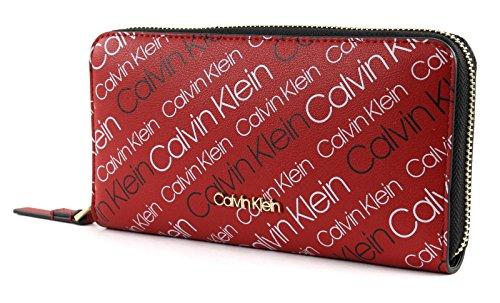 Donna Portafoglio Klein Multicolore K60k604368 Calvin pxfw0qz