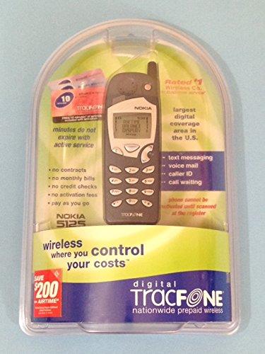 Nokia 5125 Tracfone Prepaid Phone