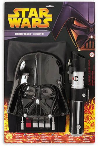 Rubies Star Wars - Disfraz de Darth Vader para adultos ST-5217