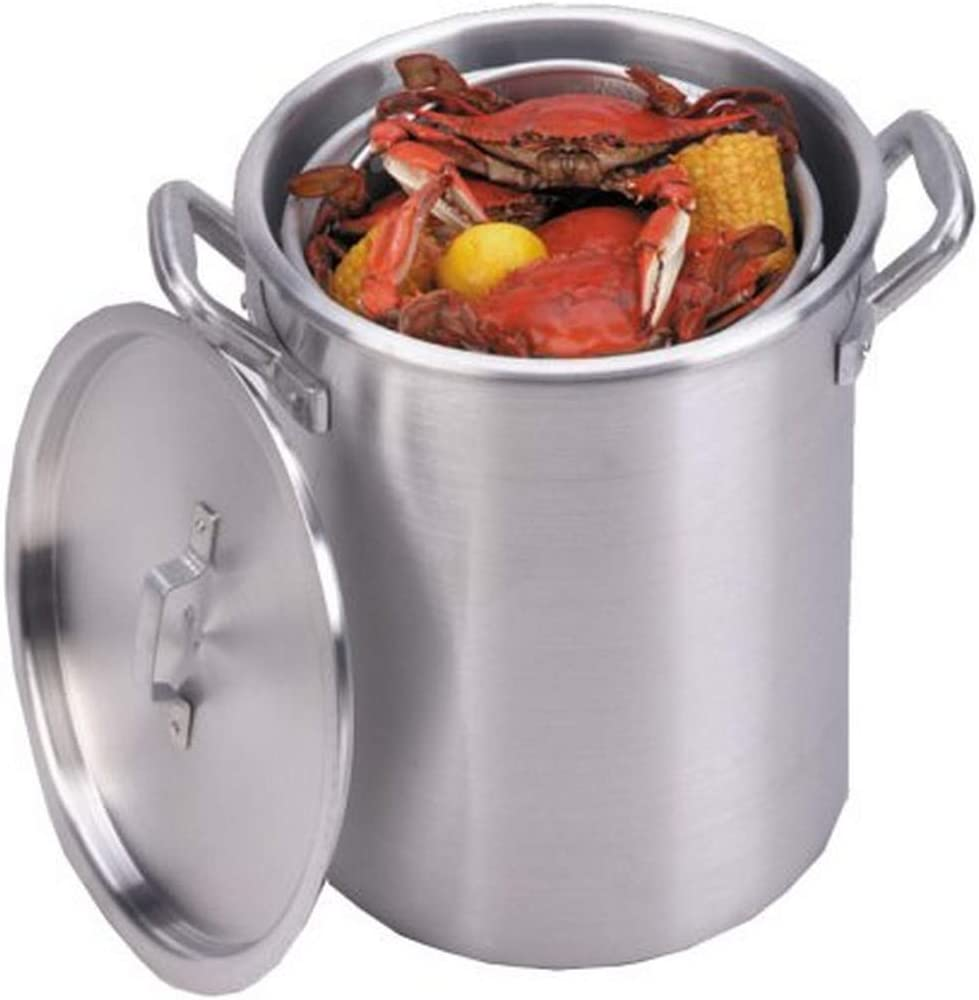 King Kooker 60-Quart Aluminum Boiling Pot