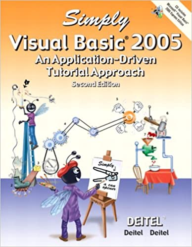 Book Simply Visual Basic 2005 (2nd Edition)