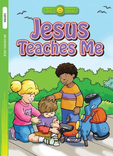 Read Online Jesus Teaches Me (Happy Day) PDF